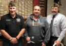 Jordan Bar and Grill hands VFW hefty donation