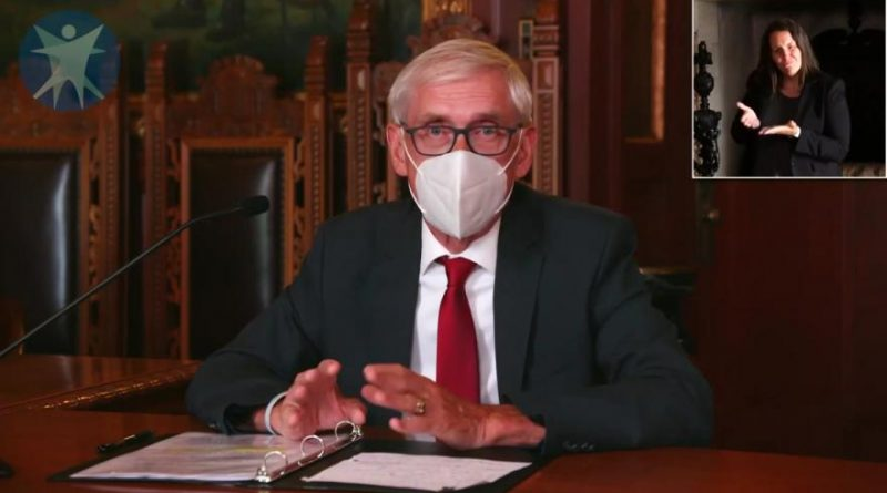 Evers announces new public health emergency; issues new mask order