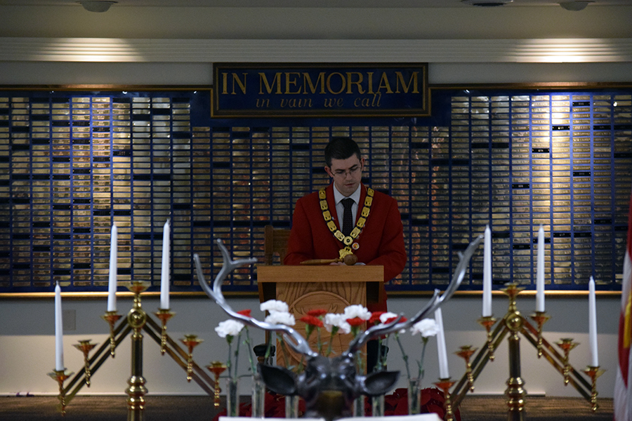 Elks Hold Annual Memorial
