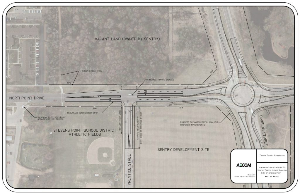 City to Hold Informational Meeting on North Point Roundabout