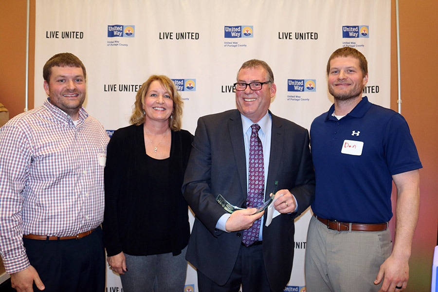 United Way honors individuals, organizations for support of 2017 campaign