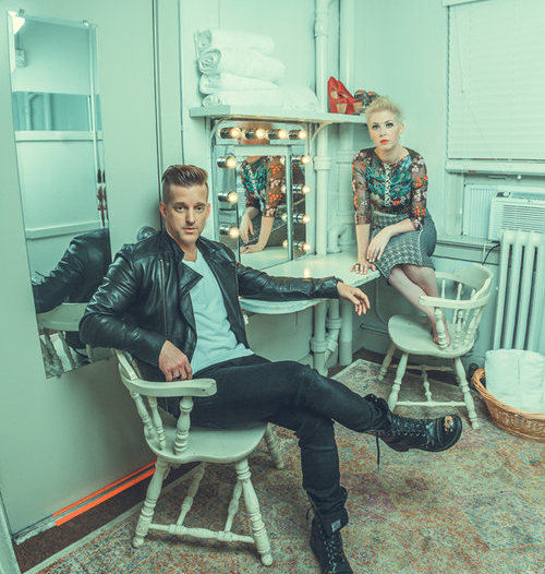 Grammy-Winning Duo Thompson Square Coming to Stevens Point
