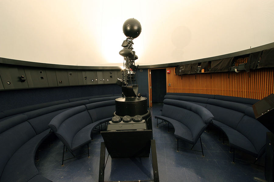 'Clouds of Fire' Coming to UWSP Planetarium