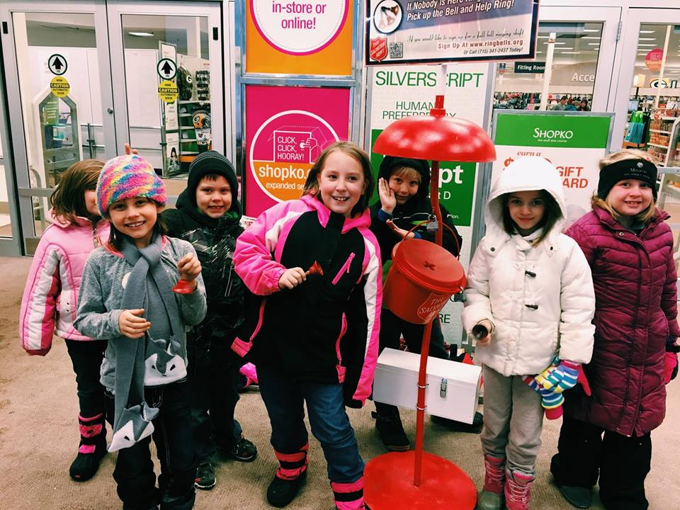 Salvation Army Beats 2017 Red Kettle Goal