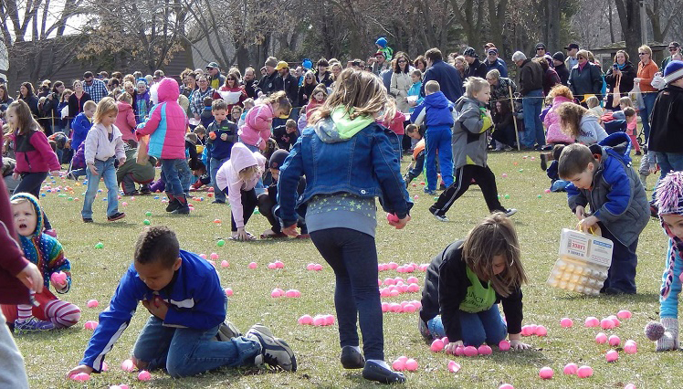 Easter egg roll scheduled for March 31