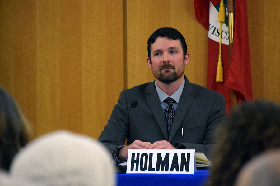 Letter: Holman will bring common sense to county leadership