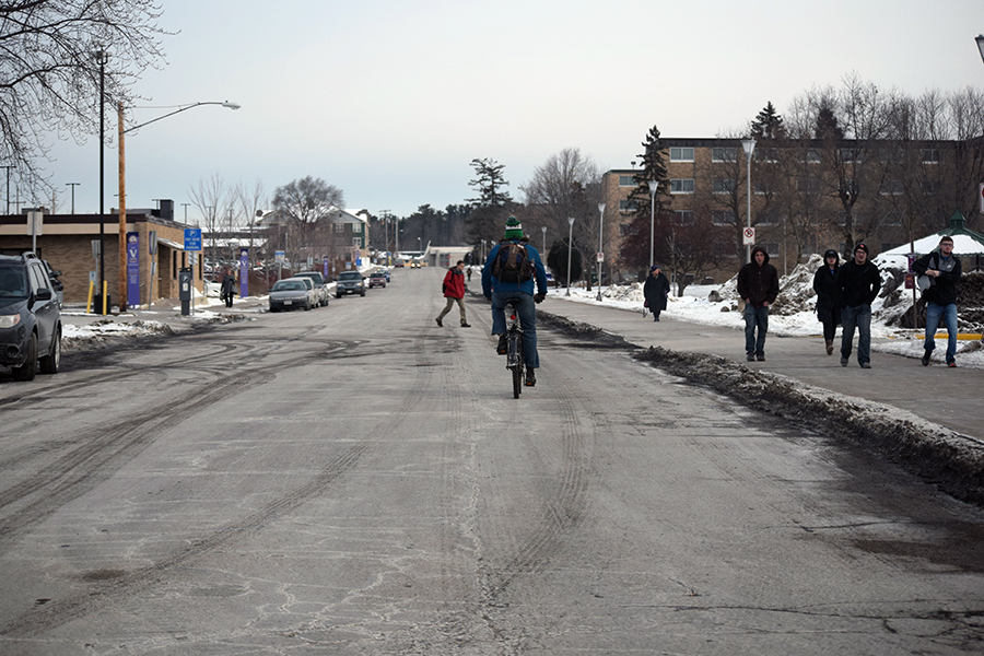 Bike commission to review Stanley St., bike counts