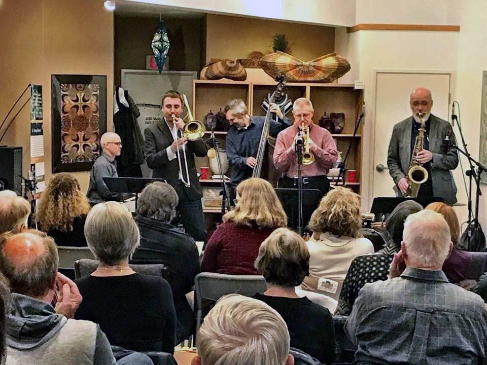 Spring jazz sessions return to Scarabocchio