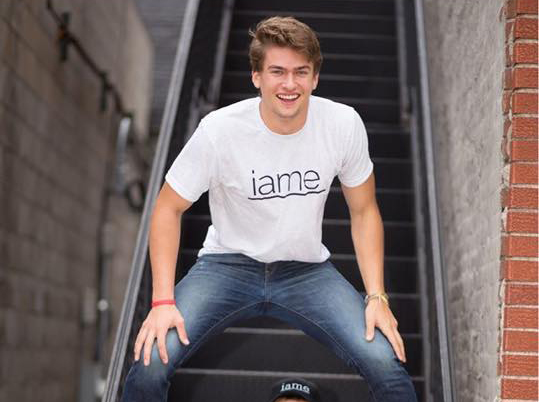 SPASH grad navigates modeling biz, launches own clothing line