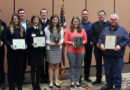 Business council honors individuals for contributions to agriculture