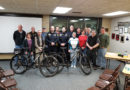 Group donates new bike to police unit