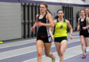 Boys, girls track compete in conference invite