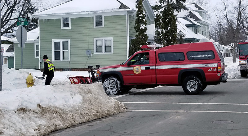City: sidewalks must be cleared by Friday