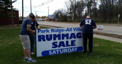 County offers guidelines for rummage sales
