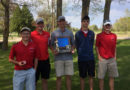 Pacelli golfers take 1st at regionals