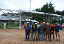 Just in time for Energy Fair, MREA unveils new solar training facility