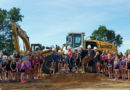 Russell Gymnastics breaks ground on new space