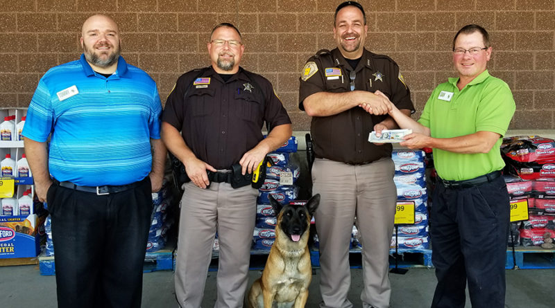 'Copps for Cops' brings in a boatload for PoCo K9