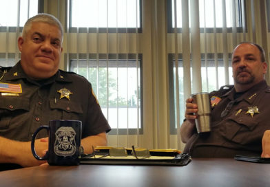 Sheriff, Chief Deputy on the challenges of social media