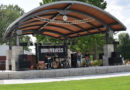 Unveiling the Band Shell at Lake Pacawa