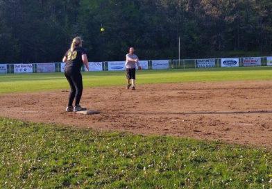 Monday night Bud Berry coed softball