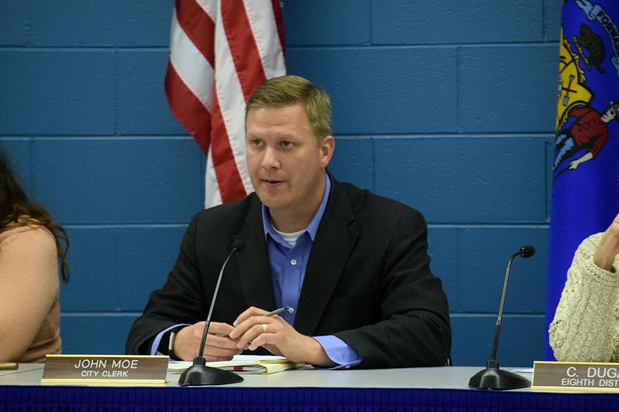 City Clerk John Moe resigns – Point/Plover Metro Wire