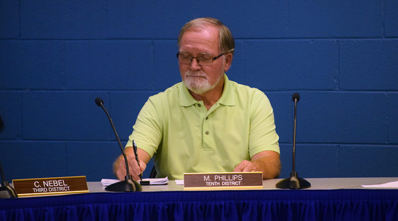 Council to appoint District 10 rep following Phillips departure
