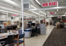 'We lost our lease': Office Direct Interiors holding clearance sale