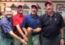 Skyward wins Plover VFW golf scramble