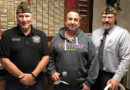 Jordan Bar and Grill hands VFW hefty donation