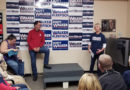 Walker visits Plover to rally volunteers