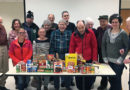 ADRC's Memory Cafe donates to food pantry