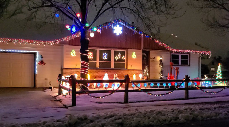 Got a Christmas lights display? We want to know!