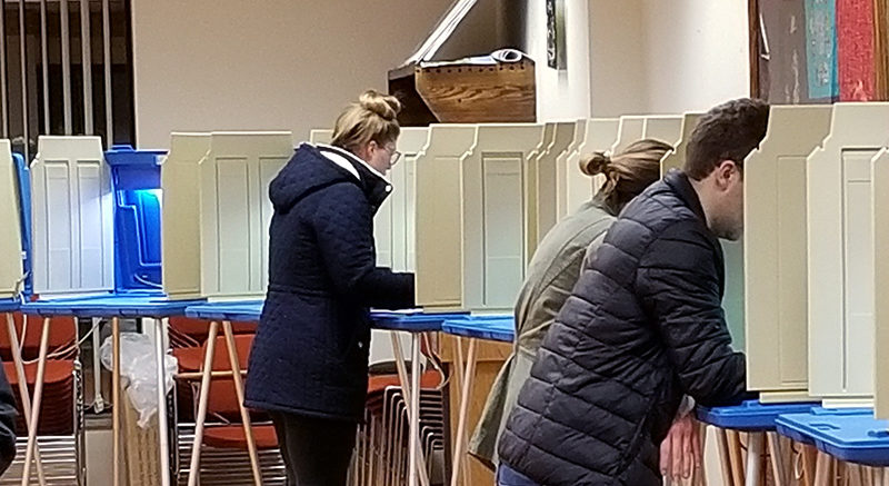 Voting audits scheduled in Point, Hull as part of random equipment check