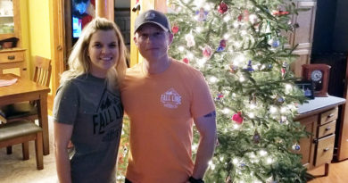 Army vet, family, to open new outfitters store downtown