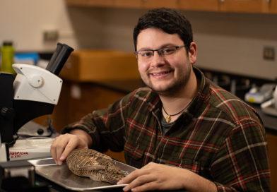 UWSP student steps toward graduation, future as a wildlife researcher