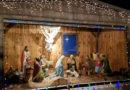 Knights of Columbus light annual nativity scene