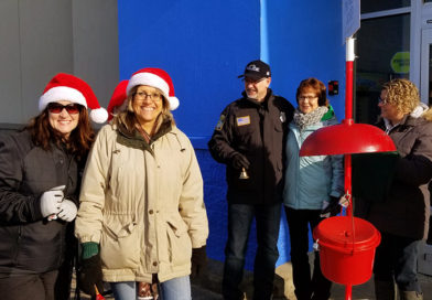 Red Kettle Challenge yields more than $8,700
