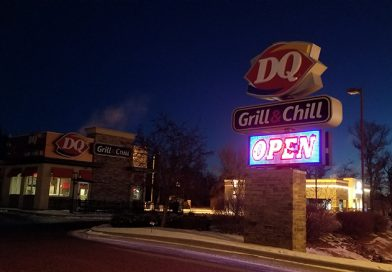 Dairy Queen reopens after fire