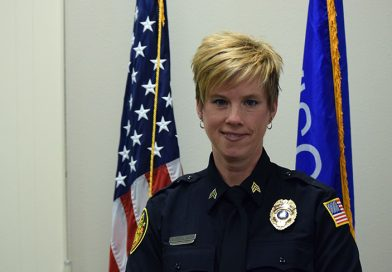 Williams promoted to sergeant at SPPD