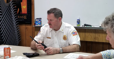 After five years, Park Ridge Fire Chief gets a raise