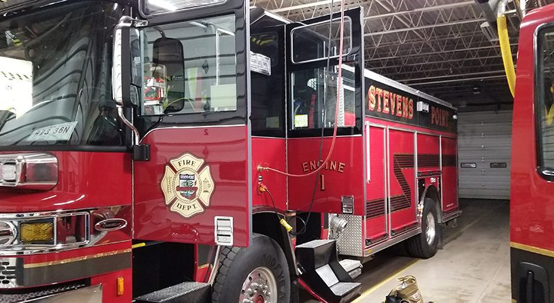 Developing: City firefighter placed on leave, faces public termination hearing