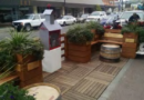 City could replace up to six downtown parking spots in favor of parklets