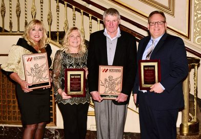 Blenker employee honored as 'Builder of the Year'