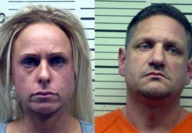 State drug agents arrest two for trafficking meth