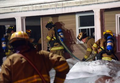 No injuries in Tuesday night fire