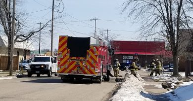 No injuries in Tuesday's natural gas leak