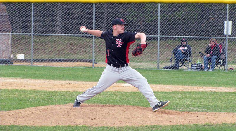 SPASH baseball defeats Merrill in extra innings