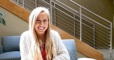 Mid-State graduation speaker found passion in career path