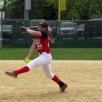 Pacelli softball advances to sectional final with a walk-off